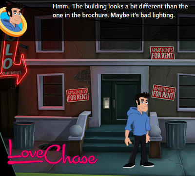 Point-and-Click: Love Chase
